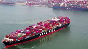 Coronavirus bringt Containerschifffahrt durcheinander