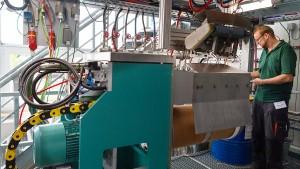 Die deutschen Unternehmen fahren ihre Produktion hoch