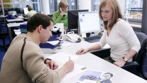Deutlich mehr Leiharbeiter in Deutschland