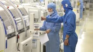 Siemens, Bosch und SAP prüfen Geschäftsbeziehungen mit Huawei