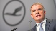 Lufthansa-Chef lehnt Übernahme von Air Berlin ab