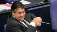 Gabriel brüskiert SPD-Linke