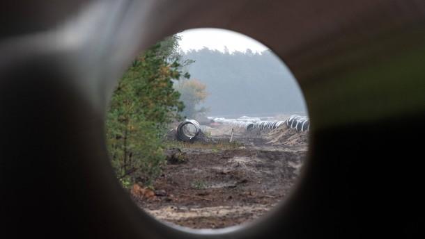 Amerika nimmt Nord Stream-2-Unternehmen an die Kandare