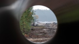 Amerika nimmt Nord Stream 2-Unternehmen an die Kandare
