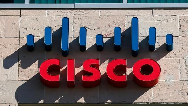 Cisco streicht 4000 Stellen