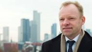 Auch in schweren Zeiten: ZEW-Präsident Clemens Fuest ist einer der fünf Verfechter eines Festhaltens an der Währungsunion.