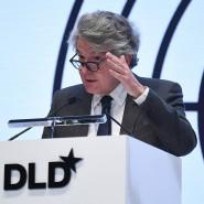 Thierry Breton auf der DLD in München.