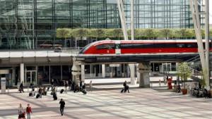 Bund zahlt mehr für Transrapid