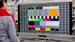 Die Umsätze mit Fernsehwerbung schrumpfen erstmals