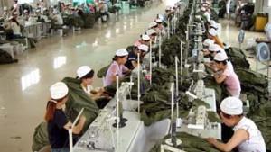 China bremst seine Textilausfuhren