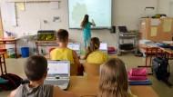 Computer in der Schule: nicht überall eine Selbstverständlichkeit