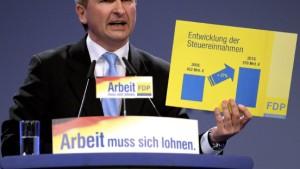 Die liberale Dreierbande aus NRW