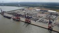 Wilhelmshaven möchte die erste deutsche Stadt mit LNG-Terminal werden.