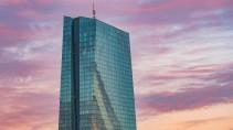 Rund 100 EZB-Mitarbeiter arbeiten mittlerweile im Homeoffice.