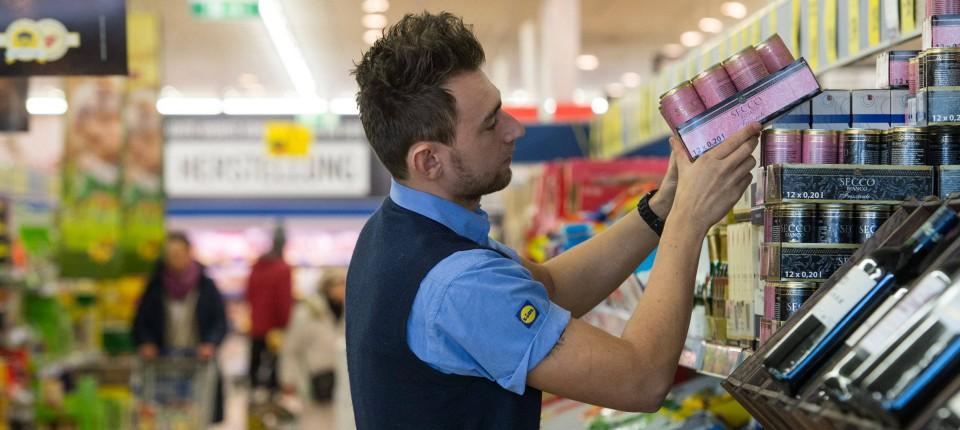 Lehrberufe Ausbildung Zum Einzelhandelskaufmann Am Häufigsten