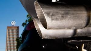 VW-Aufklärer war angeblich früh über Betrug informiert