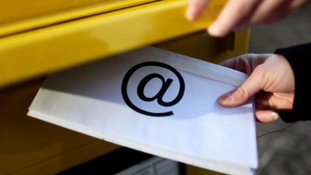 Post gibt Startschuss für Online-Brief