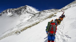 Das Geschäft mit dem Berg