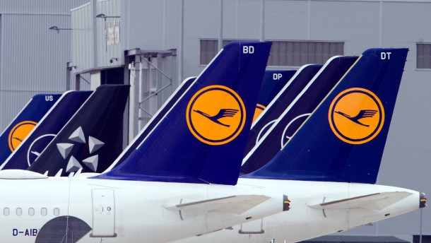 Lufthansa noch tiefer im Minus als gedacht