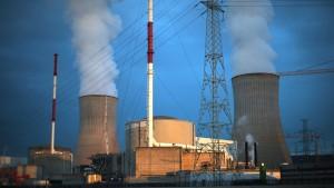 Belgien hält an umstrittenen Atomreaktoren fest