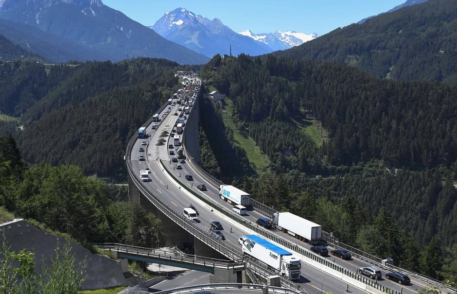 Brennerautobahn Aktuell