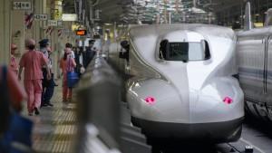 Indien setzt auf Schnellzüge aus Japan