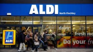 Aldi und Lidl erobern Großbritannien