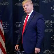 Donald Trump verfolgt auch in Davos entschlossen seine Interessenpolitik.