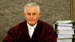 Wird über das Presse-Grosso-System richten: Klaus Tolksdorf, der Präsident des Bundesgerichtshofs