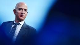 Jeff Bezos verkauft Aktien im Wert von 3,1 Milliarden Dollar