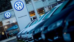 Guter November für Europas Autohändler
