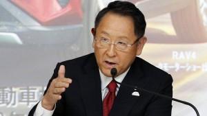 Trotz Rekordergebnis bleibt Toyota vorsichtig