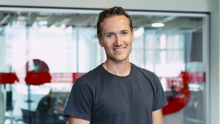 Niklas Östberg, Mitgründer und Vorstandschef von Delivery Hero