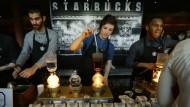 Starbucks verkauft deutsche Filialen nach Polen