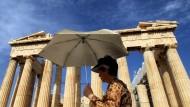 EU erwartet nur wenig Wachstum in Griechenland