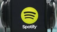Spotify zeigt nun auch bewegte Bilder
