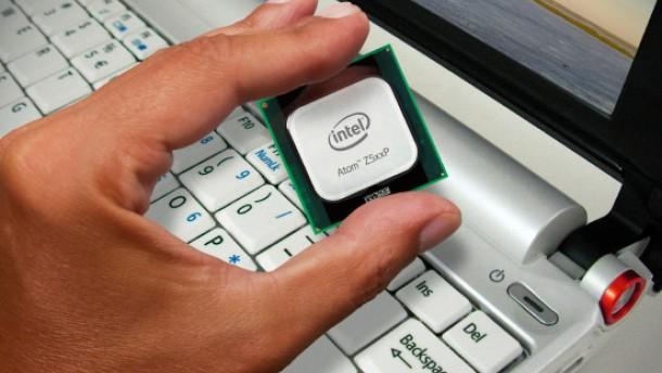 Intels Optimismus steckt Technologiebranche an