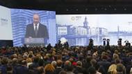 Putin fordert normale Wirtschaftsbeziehungen