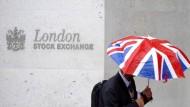 London könnten durch den Brexit stürmische Zeiten bevorstehen.