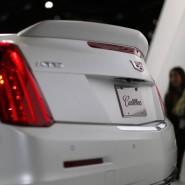 Ein Cadillac ATS-V: GM verkauft in Russland derzeit keine Autos.
