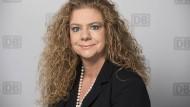 Sie ist bei der Bahn für Digitalisierung und Technik zuständig: Sabina Jeschke