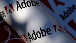 Adobe macht viel mehr Gewinn - und enttäuscht trotzdem
