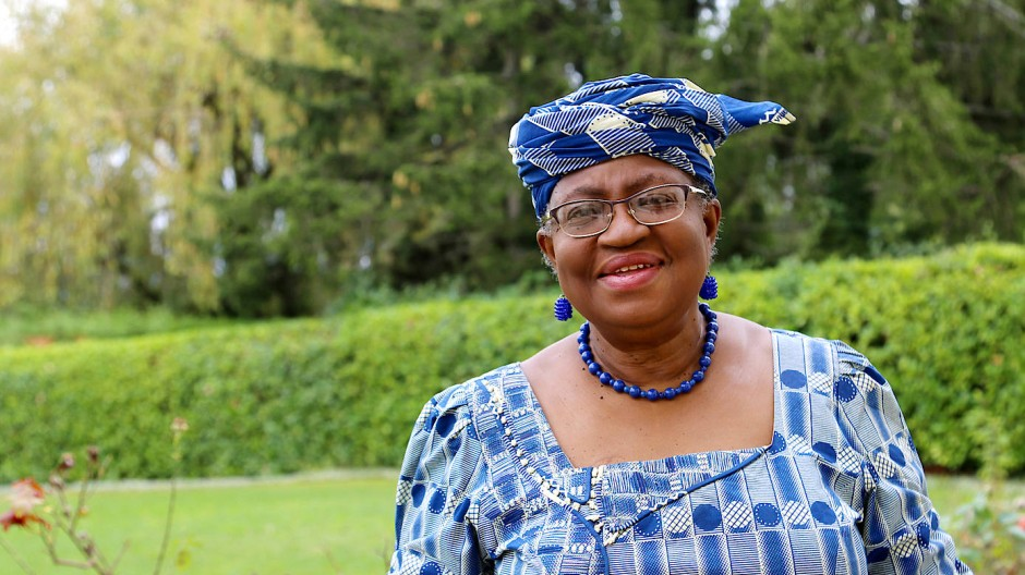 Ngozi Okonjo-Iweala wird die erste Chefin der WTO.