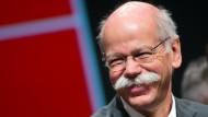 Fast neun Millionen Euro für den Daimler-Chef