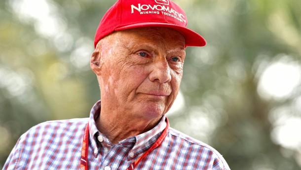 Niki Lauda erhebt schwere Vorwürfe gegen die Lufthansa