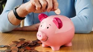 Auch Sparen will gelernt sein