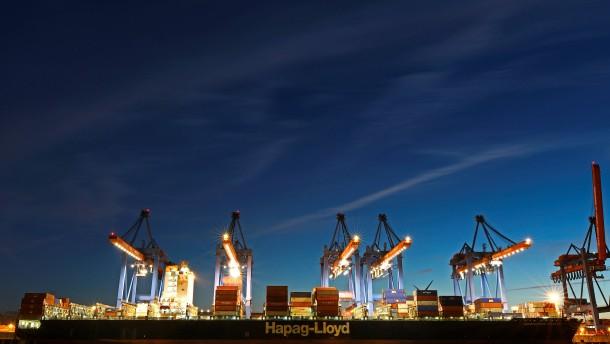 Welthandel erholt sich schneller als nach der Finanzkrise
