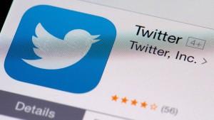 Twitter tritt auf der Stelle
