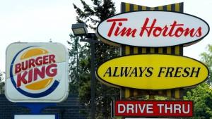 Burger King gibt mehr als 11 Milliarden aus