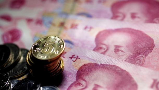 Chinas Währung erobert die Welt